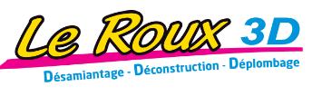 Le Roux 3D – Désamiantage Décontruction Déplombage
